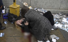 Súng nổ bên ngoài tòa nhà Quốc hội Anh, ít nhất 12 người bị thương