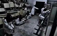 Yếu tim, đừng dại mà xem bộ ảnh kỷ yếu kinh dị của các nữ sinh y khoa Trung Quốc