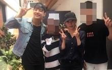 """Lộ ảnh được cho là bằng chứng cặp đôi """"Người tình ánh trăng"""" Kang Ha Neul và IU đang hẹn hò"""