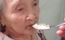 """Bà ngoại dễ thương còn cháu thì cực lầy, và chúng ta có clip """"cho bà ăn"""" đáng yêu nhất quả đất!"""