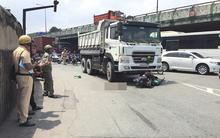 TP HCM: Nam thanh niên bị xe ben kéo lê nhiều mét dẫn tới nguy kịch
