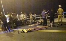 Quảng Nam: Va chạm xe máy kinh hoàng trên cầu Giao Thủy, 2 thanh niên tử vong