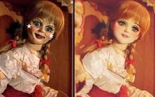 Đừng thách Annabelle lột xác, với Photoshop thì búp bê ma cũng thành thiên thần được thôi!