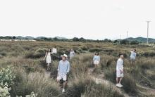 """Nhìn bộ ảnh đáng yêu """"quên sầu"""" của nhóm bạn thân này, ai dám bảo đi du lịch Quảng Ninh là ít chỗ để pose!"""