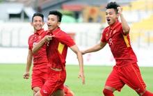 U22 Việt Nam xếp trên Thái Lan sau trận thắng tưng bừng ngày ra quân ở SEA Games 29