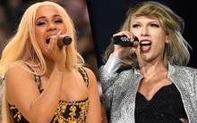 """Đây là 2 siêu hit được dự đoán sắp """"đá đít"""" Taylor Swift khỏi ngôi vương Billboard Hot 100?"""