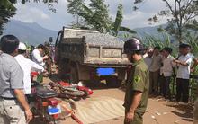 Hòa Bình: Va chạm với xe chở vật liệu xây dựng một người tử vong tại chỗ