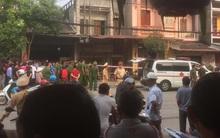 Thái Nguyên: Sau tiếng nổ lớn cùng khói bụi mịt mù người dân phát hiện thi thể bà cụ không còn nguyên vẹn trước cửa nhà