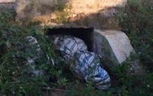 Đắk Lắk: Người phụ nữ bị sát hại dã man, thi thể bị bó trong bạt vứt xuống cống nước
