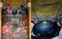 Nghi vấn người ngoài hành tinh xuất hiện trong những kiệt tác hội họa thế giới