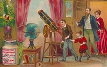 Người ta điên đầu vì không biết nhà thiên văn học trốn đâu trong bức tranh cổ từ hàng trăm năm nay