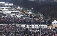Người dân nô nức tới xem lễ nhậm chức của tân Tổng thống Donald Trump