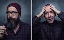 Sự thay đổi bất ngờ của những anh chàng sau khi cạo râu