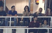 Bồ Ronaldo rầu rĩ trên khán đài, chứng kiến Real Madrid thua trận