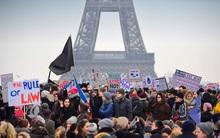Hàng triệu phụ nữ tuần hành trên khắp thế giới sau khi ông Donald Trump nhậm chức