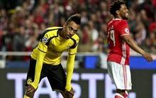 Aubameyang sút hỏng phạt đền, Dortmund thua trận ở Champions League