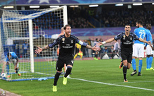 Ronaldo tịt ngòi, Real vẫn ngược dòng giành vé vào tứ kết Champions League