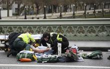 Xác nhận 5 người thiệt mạng, gần 40 người bị thương trong vụ lao xe, nổ súng bên ngoài tòa nhà Quốc hội