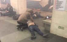 Chùm ảnh: Hiện trường kinh hoàng vụ nổ ga tàu ở Nga khiến ít nhất 10 người thiệt mạng