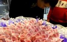 Soái ca của năm tặng người yêu bó hoa đồng tiền trong truyền thuyết trị giá 33 triệu đồng