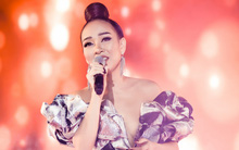 Thảo Trang là ca sĩ duy nhất biểu diễn trong buổi chào mừng tại Hội nghị thượng đỉnh APEC