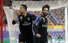 Real Madrid vào chung kết Champions League sau 90 phút thót tim trên sân Vicente Calderon