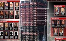 Lực lượng cứu hộ tìm thấy 42 thi thể trong 1 phòng tại tòa tháp ở London sau vụ cháy kinh hoàng?