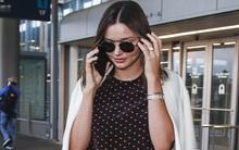 Miranda Kerr xuất hiện tươi tắn sau scandal nhận kim cương để hẹn hò tỷ phú Malaysia