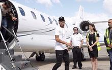 Neymar đáp máy bay riêng tới Paris, chuẩn bị ra mắt PSG