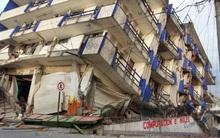 Số người thiệt mạng trong trận động đất 8,1 độ richter gần Mexico tăng mạnh, nhiều ngôi nhà bị phá hủy
