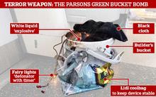 Nếu được kích nổ thành công, vụ nổ bom ở ga tàu điện ngầm London có thể đã cướp đi sinh mạng của hàng chục người