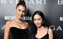 Jessica - nữ hoàng sang chảnh lừng danh xứ Hàn có lép vế khi đứng bên siêu mẫu quốc tế Bella Hadid?