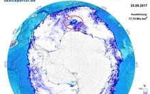 Phát hiện lỗ hổng khổng lồ xuất hiện tại Nam Cực, giới khoa học đang gấp rút tìm kiếm nguyên nhân