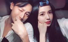 Khoe ảnh tình tứ cùng nhau, phải chăng đây là bạn gái mới của Rocker Nguyễn?