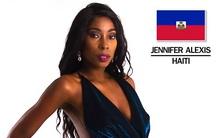 Nhan sắc đến từ Haiti phải mượn tiền đến Việt Nam để thi Miss Grand International 2017