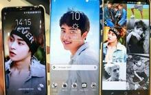 Samsung tung ốp lưng Galaxy S8 phiên bản EXO cực thú vị, fan nhóm này sẽ thích mê