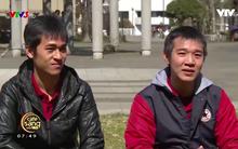 Chuyện 2 anh em Việt mở tiệm bánh mỳ đắt khách ở Tokyo xuất hiện trên chương trình Cafe sáng