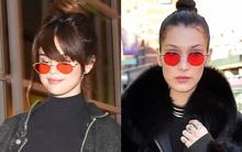 Tưởng chẳng có điểm chung, hóa ra Selena Gomez và Bella Hadid lại ăn diện na ná nhau đến cả chục lần