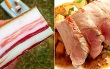 Trên thế giới có một loại thịt lợn cực phẩm được so sánh ngang với thịt bò Kobe
