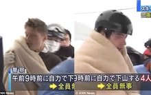 Nhật Bản: Nhờ cách này, 4 mẹ con người Úc đã thoát chết thần kỳ dù mắc kẹt 12 tiếng ngoài trời -10 độ C