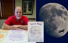 """""""Thánh sale"""" của mọi thời đại: Người đàn ông này đã bán Mặt trăng và thu được... 12 tỉ USD"""
