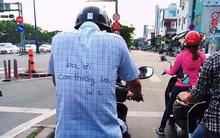 Điều ấm áp bé bỏng cuối năm: Chiếc áo bố mang lời nhắn của con...