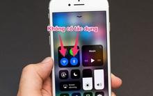Tắt Wi-Fi và Bluetooth trên iOS 11 sẽ không có tác dụng gì cả và Apple có lí do chính đáng cho việc này