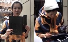 Luhan bị bắt gặp ngượng ngùng đi mua nhẫn, phải chăng muốn cầu hôn Quan Hiểu Đồng?