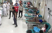 Người nhà bệnh nhân chửi bới nhân viên y tế, cầm dao đe dọa an ninh Bệnh viện Đa khoa Hùng Vương