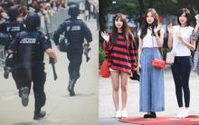 A Pink bị dọa đánh bom: Cảnh sát sơ tán 150 fan, thắt chặt an ninh để bảo vệ loạt nhóm nhạc Kpop