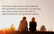 Đôi khi một mối quan hệ mập mờ còn đau đớn hơn cả lời chia tay