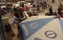 Clip: Ba tên trộm đi xe SH bẻ khóa trộm xe trong nháy mắt