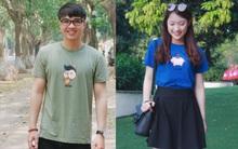 """Hot girl ngoại ngữ Khánh Vy, """"vlogger đanh đá"""" Tun Phạm tạo trend mới cùng áo phông T-Vịt siêu đáng yêu"""