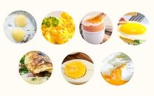 Khám phá tính cách con người qua món trứng họ chọn